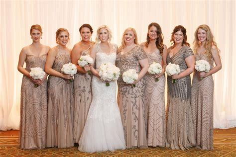 A Glamorous New Year's Eve Black Tie Wedding