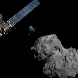 Rosetta mission to end with spacecraft crash-landing into ...