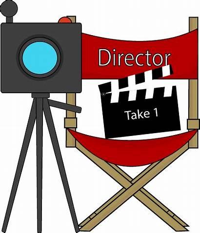 Chair Camera Directors Director Clip Graphics Clapperboard