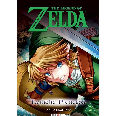 legend  zelda twilight princess tome  livre