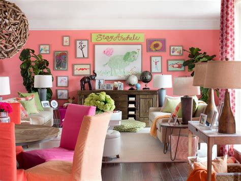 Open Floor Plan Decorating Ideas  How To Decorate Open