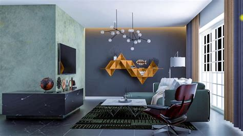 Nice Living Room (010) Render With Vray 3 Christmas Lights Battery Star Pendant Light Blue Pants Therapy Sad Lighting Panels Boys Room Fixture Mens Hoodie Best For Reading