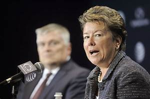 First woman, Sandy Barbour, hired as AD at Penn State ...