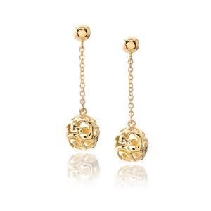 teardrop chandelier earrings diamond heart necklace halleh karat gold ruby moon drop