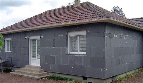 comment isoler une maison charmant comment isoler une maison par l exterieur 2 isolation exterieure sto forum devis