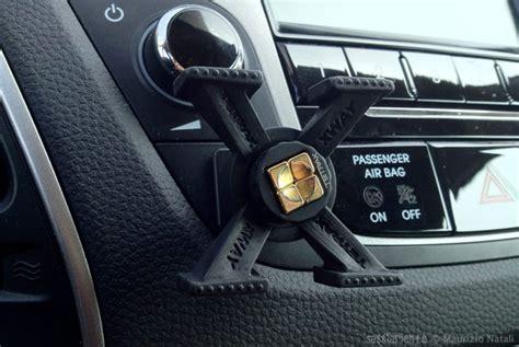 porta navigatore auto recensione supporto per auto tetrax xway ottimo ma costoso