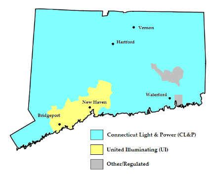 Connecticut Light And Power by Connecticut