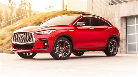 2022 Infiniti QX55 Revealed With All-New, FX-Inspired ...