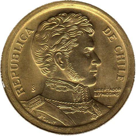10 Pesos Chile Numista