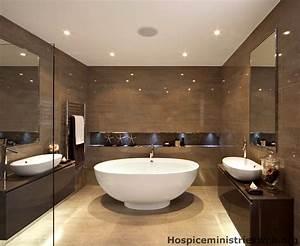 Badezimmer Fliesen Braun : 35 ideen f r badezimmer braun beige wohn ideen home in 2019 badezimmer braun badezimmer ~ Orissabook.com Haus und Dekorationen