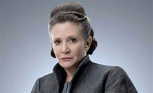 """Confirmado: veremos cenas de Carrie Fisher em """"Star Wars: Episódio IX"""" Factor IX"""