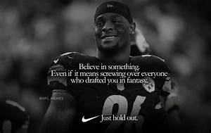 Leveon Bells New Nike Ad
