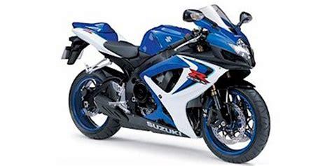 2013 Suzuki Gsxr 600 Specs by Honda Cbr 600rr Motorcycle 2006