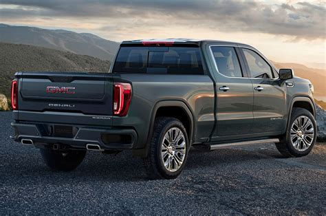 2019 Gmc Denali 1500 Hd by 2019 Gmc 1500 Five Things You Need To Motor