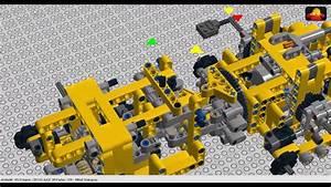 Lego Technic Quadtrac Building Instructions