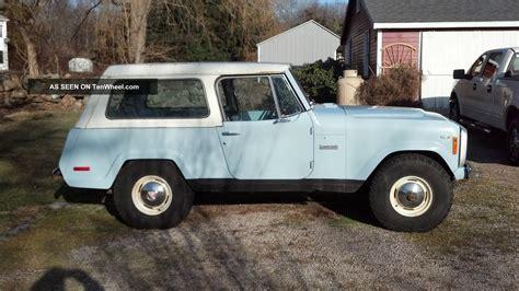 1973 jeep commando 1973 jeep commando removeable hard top