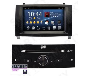 peugeot  android car stereo navigation  dash head unit