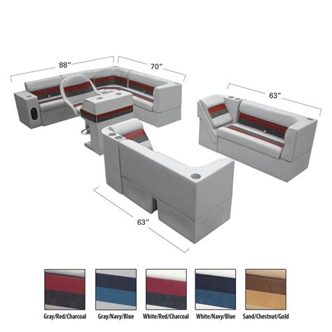 Pontoon Boat Seats And Accessories by Best 25 Pontoon Boat Furniture Ideas On