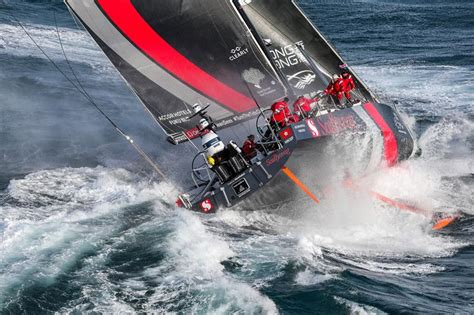 adventure blog  volvo ocean race arrives  north