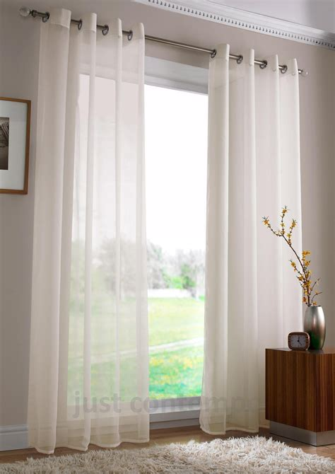 Voile Curtains by 15 Photos Voile Curtains Curtain Ideas