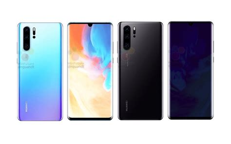 latest huawei p p pro images surface  android