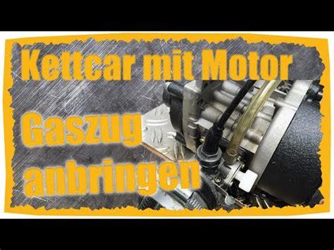 kettcar mit motor kettcar mit motor selber bauen 03 gaszug befestigen