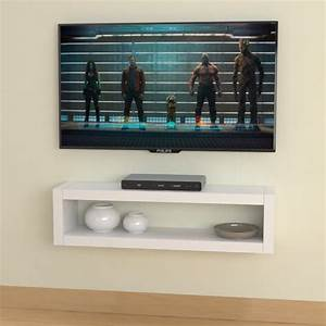 Etagere Murale Tv : meubles tv etagere meuble tv ~ Teatrodelosmanantiales.com Idées de Décoration