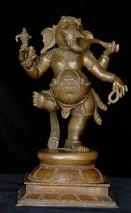 Ancient Indian Art & Craft - Buy Chola Bronze Statues ...