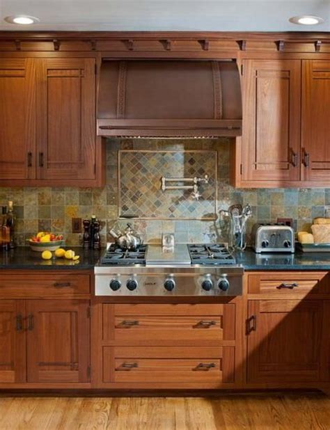 unique backsplash ideas for kitchen 107 best images about decor kitchen on maple 8754