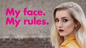 Sleek Campaign Tackles Make-Up Shaming | Stylus  My