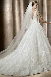 vintage sexy ball gown wedding dress with jeweled With sexy vintage wedding dress