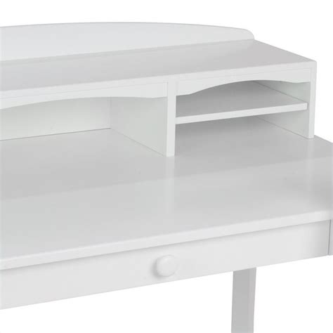 Kidkraft Avalon Desk And Chair In White by Kidkraft Avalon Desk With Hutch And Chair In White