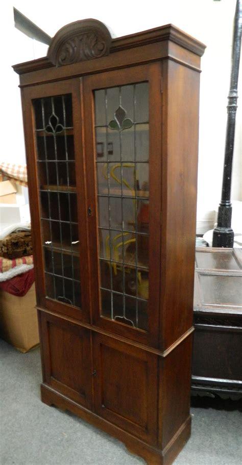 Craft Bookcase by Arts Crafts Oak Bookcase Antiques Atlas