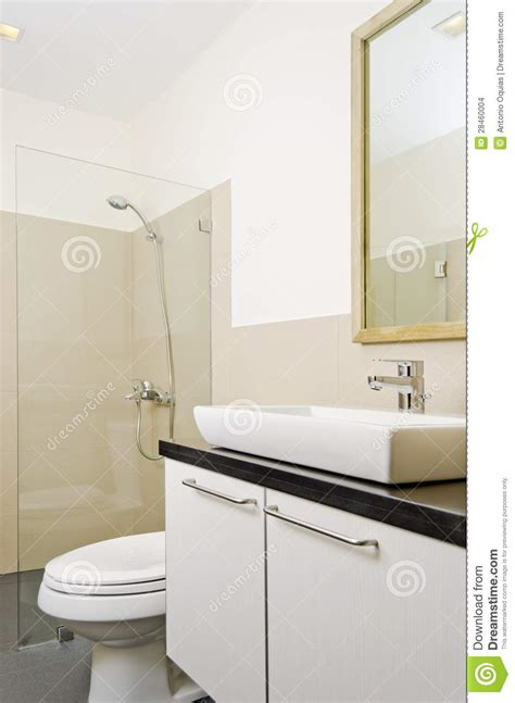Brand New Bathroom Stock Images  Image 28460004
