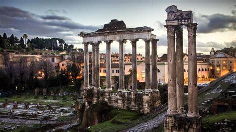 Ancient Rome Wallpaper ·①