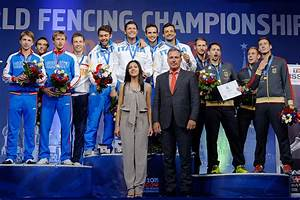 Men's team sabre at the 2015 World Fencing Championships ...