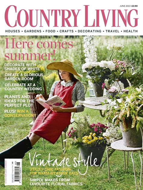 Country Magazine by 12 Best Country Living Uk 2013 Covers Images On