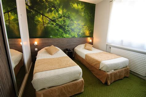 chambre nature chambre quot nature quot hotel dauly lyon bron