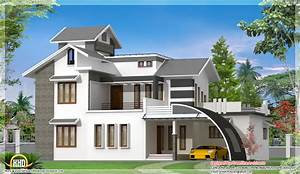 Contemporary Indian house design