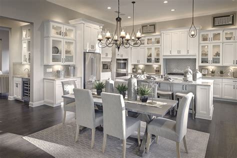 mattamy homes rivertown opens   decorated model homes