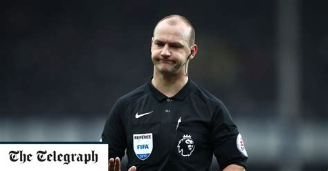 Referee Bobby Madley forced to quit after 'mocking ...