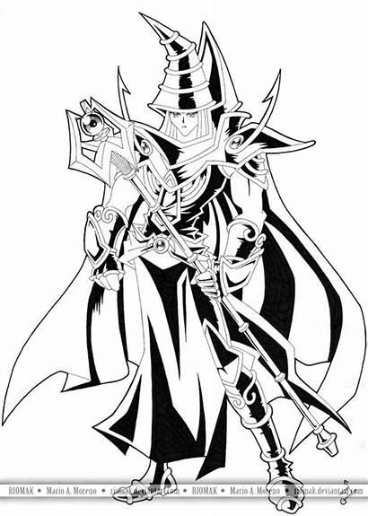 Sorcerer Magic Deviantart Evolution