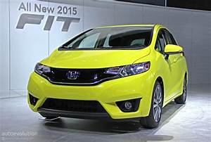 2015 Honda Fit Is A Cool New Urban Car For  15 525