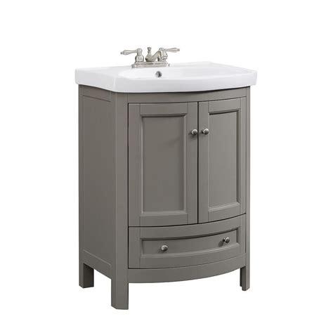 runfine           wood gray vanity