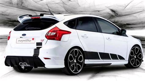 ford focus st 2 0 ecoboost 2013 ms design ford focus st competition on 20 quot 2 0 ecoboost turbo 250 cv 0 100 kmh 6 5 s