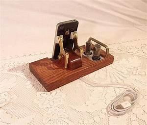 Iphone 5 Dockingstation : the handmade iphone 5 docking station gadgetsin ~ Orissabook.com Haus und Dekorationen