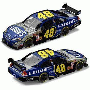 jimmie johnson 48 2008 impala ss 164 scale die cast car With kitchen cabinets lowes with number stickers for cars