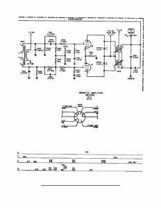 Y  Northing  Servoamplifier Circuit Diagram
