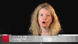 Young Adult Novelist Elizabeth Scott Discusses Her Latest ...