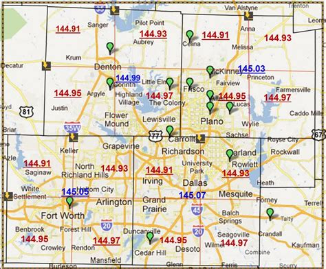zip code map dallas dallas texas zip code map texas usa